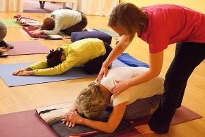 Christy Fisher - Seattle Yoga Teacher Trainer