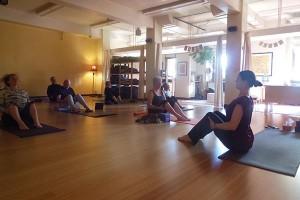 Julie Hsu - Seattle Yoga Teacher Trainer
